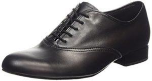Diamant Tanzschuhe Herren 078-025-028, Chaussures de Danse de Salon Hommes, Noir, 41 1/3 EU