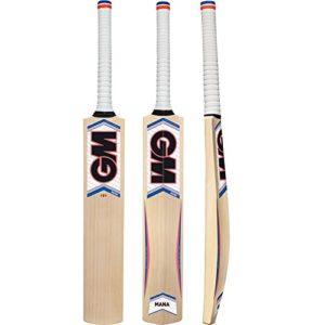 GM Mana classique + «renversé dans» Batte de cricket en saule, taille complète à manche court