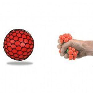 Josep. H Funny Creative Jouets de décompression Raisin en maille boule (couleur aléatoire 1pcs), random color 1pcs