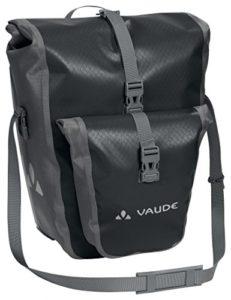 VAUDE Aqua Back Plus Sacoche de vélo pour roue arrière – une paire – Volume 51 l – matière bâche sans PVC