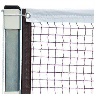 VW Sports 2930 Poteau de Badminton, Blanc, 20 kg