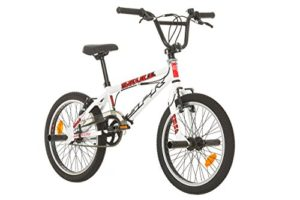 BMX 20 » Free Style Skull/SPR avec Rotor System 360° – Roues 48 Rayons + 4 Repose Pieds