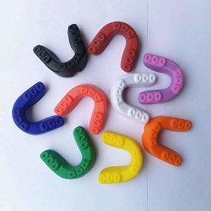 EdBerk74 Dents Protège-Dents Enfants protéger pour Les Sports de Boxe