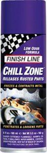 Ligne d'arrivée Chill Zone, 1 couleur