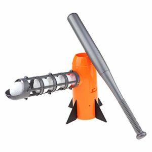 Sharplace Machine à Lancer Sport Gym Pro Baseball Balle Lanceur Balle Molle à L'extérieur Jeu