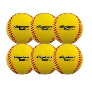 The Anywhere Ball Les lieux de Balle de Baseball/Softball en Mousse Ballon d'entraînement