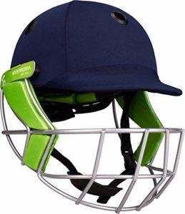 2019 Kookaburra Pro 1500 Casque de Cricket de détection Bleu Marine, Bleu Marine, Medium (Junior)