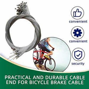 Momorain Universal MTB Vélo Vélo Vélo Câble De Frein Ligne Inner Wire Frein Ligne De Noyau 150cm Vélo Accessoires