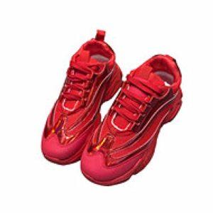 PDHP Basketsair Cushion Sneakers pourFemmesChaussures DeMode Femmes enTissé À Lacets Étudiant Net Chaussures De Course Femmes Chaussures Femmes