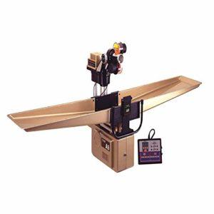 YLOVOW Electronic Sports Baseball Pitching Machine Hauteur Ajustable pour La Maison en Plein Air Exercice