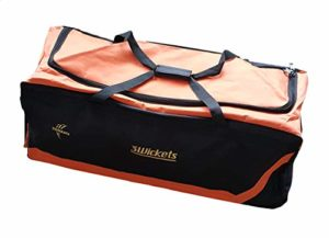 3Wickets Team Bag Black Orange Large