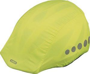 ABUS Protection Casque anti-pluie RAIN CAP taille universelle jaune