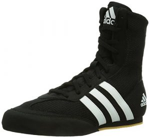 adidas Box Hog, sporting_goods mixte adulte – Noir- 46 2/3 EU (11.5 UK)