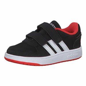 adidas Hoops 2.0 CMF I, Chaussures de Fitness Mixte Enfant, Noir (Negro 000), 27 EU