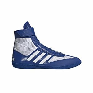 adidas Men's Combat Speed 5 (Royal/White, Size 4 M US)