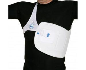 Aero Protection de Poitrine P1, Medium Ambidextrous