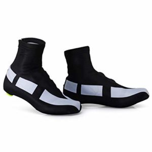 Amasawa 1 Paire Vélo Chaussure Couvre Chaussures Couvre Cyclisme Thermique Couvre Chaussures,(4XL)