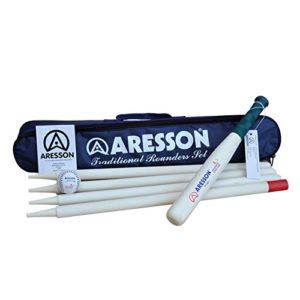 Aresson Kit de rounders adulte Noir/bleu marine