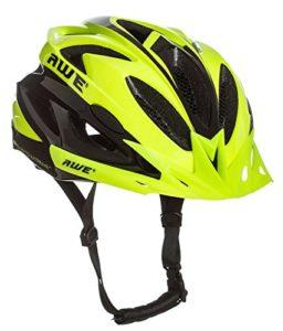 AWE® AWEAir™ Remplacement DE Crash Gratuit 5 Ans * Moule Adulte Hommes en Cyclisme sur Route Casque 58-61cm Neon