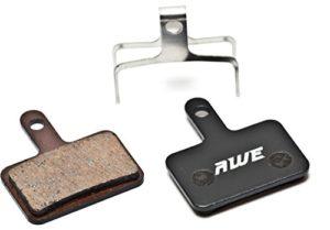 AWE® Semi métalliques Plaquettes de Frein à Disque Shimano XTR