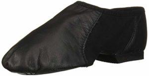 Bloch , Chaussures de danse pour fille – Noir – noir, 13.5 UK