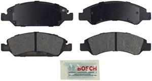 Bosch Be1363Bleu Ensemble de patin de frein à disque