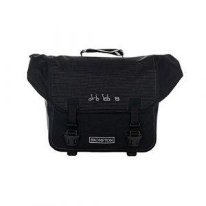 Brompton Ortlieb O-Bag – Noir