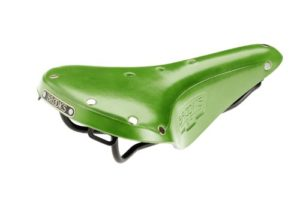 Brooks B17 Standard Selle Vert Pomme