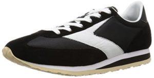 Brooks Men's Vanguard Black/White Running Shoe 13