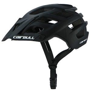 Cairbull 55-61 cm avec Pare-Soleil Casque Velo VTT Montagne Route Vélo Casque Ultralight Casque Adulte Unisexe Casque