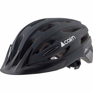 CAIRN Casque Fusion Noir Casque vélo