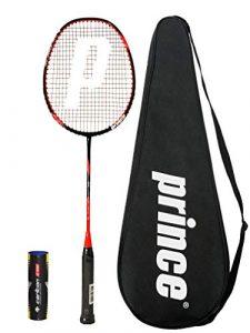 Carlton Razorblade Pro Lot de 2 raquettes de Badminton et 6 Volants Carlton RRP £ 395