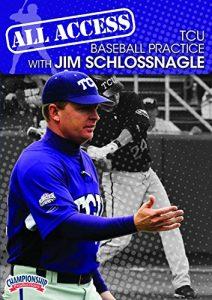 Championship Productions Jim Schlossnagle: All Access TCU Baseball Practice DVD