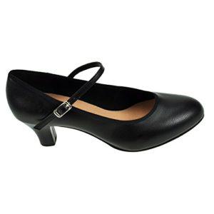 Chaussures de caractère Bloch 324 Kickline – Noir – taille 38