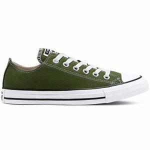 Converse Chuck Taylor All Star Chaussures en toile unisexe – Vert – Vert 15429, 38 EU