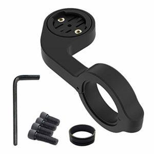 CYCPLUS Support vélo Avant conçu pour Tous Les Ordinateurs de vélo, Garmin Edge 25 130 200 500 510 520 530 800 810 820 830 GPS et Autres modèles normaux