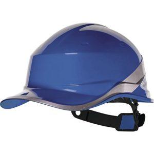 DELTAPLUS – Casque Baseball Diamond V Bleu