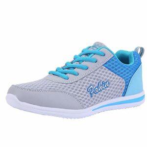 Dtuta Chaussures de Sport, Chaussures de Course Basket Compétition Running Sport Trail Entraînement Multisports Homme Femme