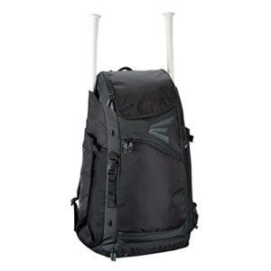 Easton E610 Noir Sac à Dos – Sacs à Dos (Noir, Uniforme, Poche Frontale, Poche latérale)