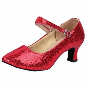 Escarpins Femme – Manadlian 2018 Chaussures Talon Haut Sexy Chaussures Simples Dance Shoes 5CM
