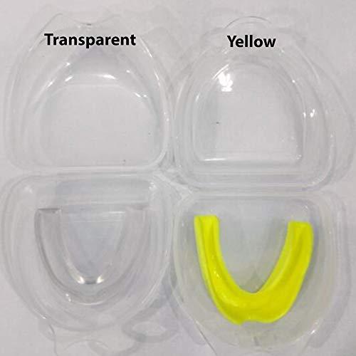 ETbotu Équipements de Plein air, équipement Personnel – Protège-Dents orthodontique pour Boxe