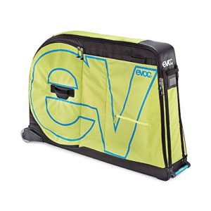 Evoc Travel Bag Pro Sac de vélo Lime 280 L