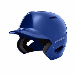 EvoShield Casque de Baseball XVT Scion Bleu