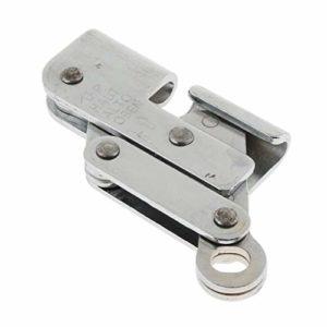 F Fityle Grippage Verrouillage Bloqueur Automatique Protection Pince à câble