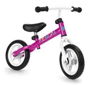 FEBER Nancy – Bicyclette sans pédale, pour filles de 2 à 5 ans, Rose (Famosa 700012480)