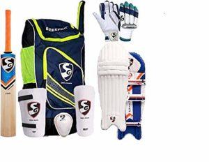 G&S SG de Cricket kit Ensemble Complet pour Adultes avec Ezeepak Sac