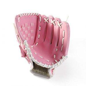 Gants de base-ball Gants de Softball Baseball Gants Pitcher enfants adolescents et adultes Right Hand Throw 10,5 / 11,5 / 12,5 pouces for les hommes et les femmes avec des gants de base-ball Baseball