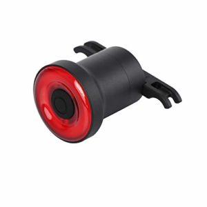 Genenic Xlite100Intelligent Bike Queue lumière USB Smart de Freins pour vélo Cycle de feu arrière LED arrière arrière arrière lumières Rouge Lampe