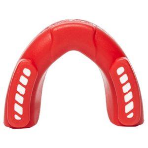 Gilbert Atomique Double densité Mouthguard, Rouge, Junior