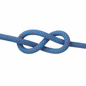 GLJJQMY Corde d'escalade Corde d'escalade de Sauvetage Corde de Chute de Corde Spider-Man Vitesse différentes Tailles de Couleur en Option Cordes (Color : G, Size : 10.5mm 40m)